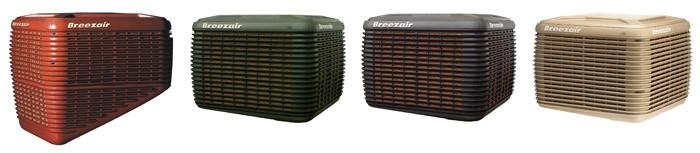 breezair evaporative coolers
